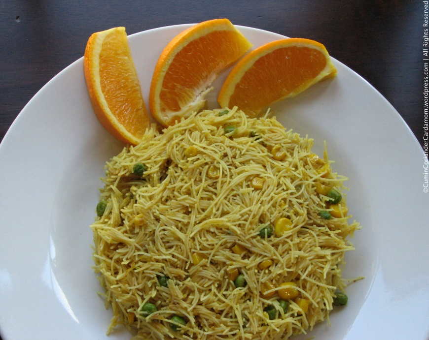 Spicy Fried Rice Noodles